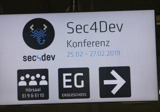 sec4dev 2019
